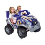 voiture électrique 4x4 pour enfants